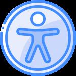 Symbole de l'accessibilité